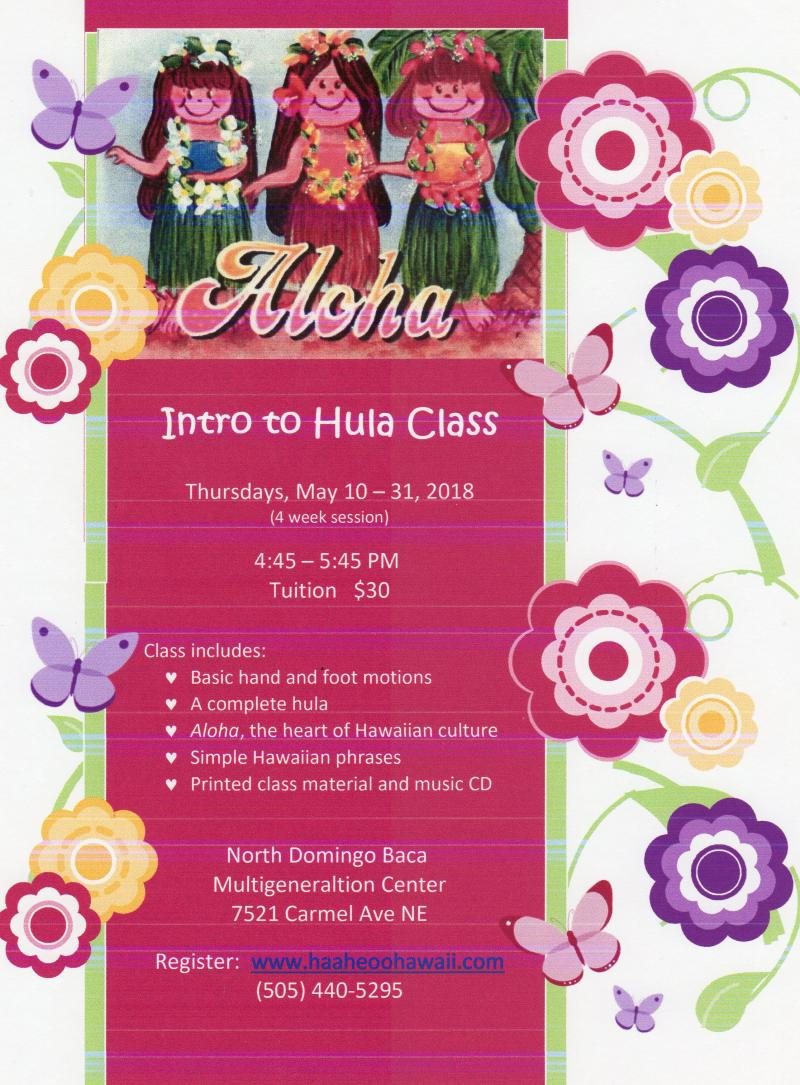 iNTRO TO HULA